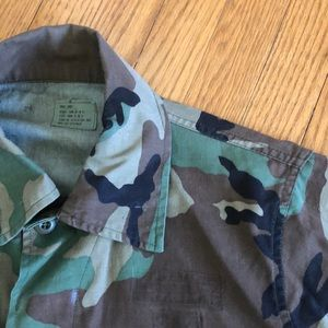 Men's Army field jacket